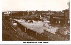 Old Railway Station, Loughton
