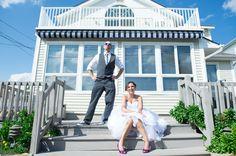 Creative wedding photography by @SomethingBlueNJ