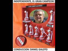 INDEPENDIENTE GRAN CAMPEON 2015