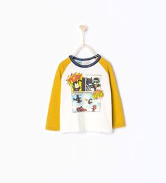 T-shirt imprimé des dessins « Batman»-T-shirts-Bébé garçon 05408bc3385