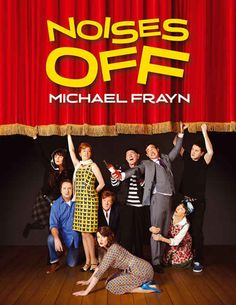 Noises Off by Michael Frayn | 32 Plays You Need To Read Before You Die