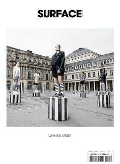 Laure Boulleau  || #SurfaceWomen (June 2015)