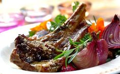 I would love to get Karoo lamb in the UK. Baked Karoo Lamb Chops With Honey Mustard And Rosemary Lamb Recipes, Meat Recipes, Baked Lamb Chops, Rosemary Recipes, Meat Platter, Lamb Dishes, South African Recipes, Honey Mustard, Bon Appetit