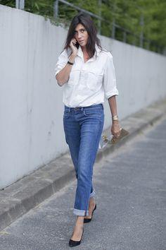 My Style Icon : Emmanuelle Alt
