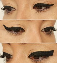 If you're obsessed with lining your eyes, then here are 3 ways to wear eyeliner! Try all 3 and you'll be an eyeliner pro.
