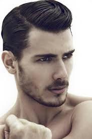 Resultado de imagen de peinados con entradas hombre