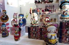 Che simpatiche queste bamboline cinesi!