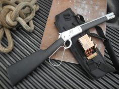 Wanstalls Exclusive Chiappa Alaskan Scout -- Limited Run Survival Weapons, Weapons Guns, Guns And Ammo, Survival Kit, 44 Magnum, Lever Action Rifles, Hunting Rifles, Cool Guns, Firearms