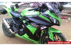 Dijual Kawasaki - Ninja 250 R (2013) siap menerjang jalanan ibu kota nih bro    http://www.jualanmotor.com/Iklan/Detail/3566/motor-dijual-kawasaki-ninja-250-r-2013-bogor.html  #jualanmotor #jual #motor #harga #murah #cash #kredit #kawasaki #ninja #bogor #indonesia