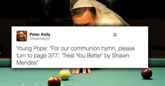 Twitter is Roasting HBO's Young Pope Because It's Ridiculous and Deserves It