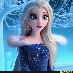 Princesa Disney Frozen, Disney Princess Frozen, Disney Princess Drawings, Disney Princess Pictures, Disney Drawings, Frozen Movie, Princess Aurora, Frozen Anime, Frozen Frozen