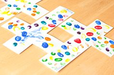Heather Greenwood | Easter | Homeschool | fingerpainting project