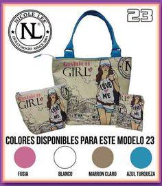 Cartera De Nicole Lee 3en1 Porta Cosmetico, Forro De Celular