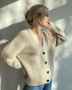 Knitwear, Sweaters, Cardigans, Bobler, Pullover, Sewing, Knitting, Glad, Instagram