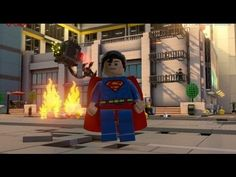News Videos & more -  Video Games - The LEGO Movie Videogame Walkthrough Part 17 - Bricksburg Under Attack (Superman & Green Lantern) #Video #Games #Youtube #Music #Videos #News Check more at http://rockstarseo.ca/video-games-the-lego-movie-videogame-walkthrough-part-17-bricksburg-under-attack-superman-green-lantern-video-games-youtube/