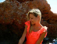 each ready! - This is Sivylla Voss Water, Swimsuits, Bikinis, Swimwear, Beach Tops, Beach Ready, Sandy Beaches, Asos, Sunglasses