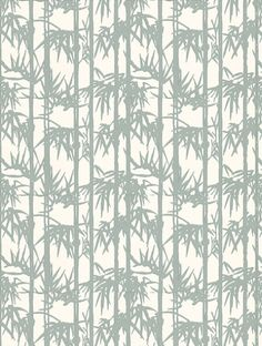The Bamboo Papers wallpaper by Farrow & Ball, taken from the Farrow & Ball The Bamboo Papers collection. Paper Wallpaper, Farrow Ball, Bamboo, Bedrooms, Curtains, Shower, Patterns, Nice, Prints