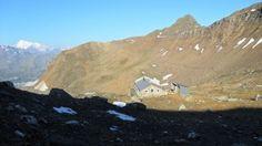 Monte Leone hut.