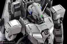 Master Grade Zeta Plus - Customized by Joshua Darrah Zeta Gundam, Gundam Custom Build, Gunpla Custom, Medieval Armor, Gundam Model, Grey Paint, Tamiya, Scale Models, Surface Design