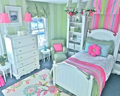 Girls Room Design, Pictures, Remodel, Decor and Ideas - page 3