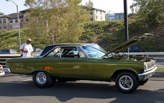 1965 Dodge Coronet - altered wheelbase