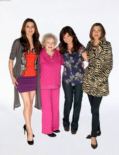 Hot in Cleveland... :)