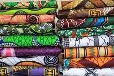 West African Fabric   West African Prints   Sundara Fabrics