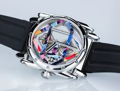 Introducing: Manufacture Royale ADN Street Art Collection | Perpétuelle