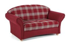Max Winzer Sofa 2-Sitzer - Farbe: rot - Maße: 151 cm x 86 cm x 83 cm; 2887-2100-20774-2077323-F01 Modul Sofa, Max Winzer, Textiles, Tub Chair, Accent Chairs, Armchair, Design, Furniture, Home Decor