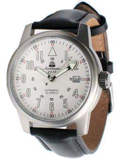 Aeromatic 1912 22-Jewel Automatic Aviator's Watch A1027 White Aeromatic 1912 http://www.amazon.com/dp/B004NY11XO/ref=cm_sw_r_pi_dp_GE-3vb1KV053A
