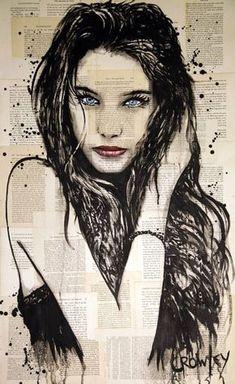 "Saatchi Art Artist darren crowley; Painting, ""Earlier that night. Prints available"" #art"