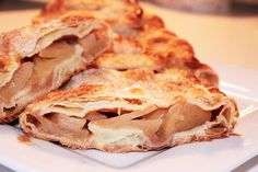 Warm & Delicious Apple Strudel