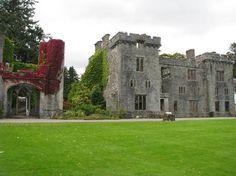 Armadale Castle, Isle of Skye, Scotland - Home of the MacDonald clan