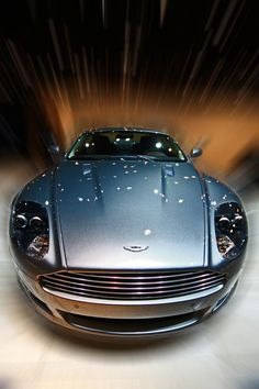 Aston Martin DB9 -Father Christmas?..If you're listening!..I'll be good ALL year, I promise.