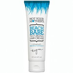 Absolutely Love this stuff!! My hair is so straight and so hard to style otherwise. This cream gives me the perfect beach waves!! I usually use it on dry hair. My go-to product.   Instead of putting my hair up on a bad hair day, I just put this in my hair, scrunch, tease, and scrunch :-)