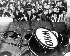 the who concert
