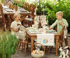 Decoração de Páscoa by Pottery Barn Kids