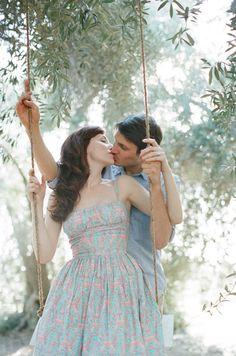 rope swing - this modern romance