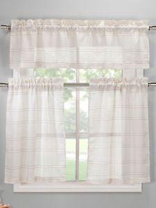 swiss dot curtains | vintage kitchen | Pinterest | Swiss dot, Tier ...