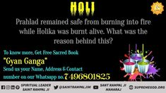 Maximum peoples know tha holi is an indian festival of color powder but they not knowing truths behind holi.I played this holi with God Kabir.