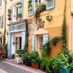 #Marseille, quartier du Panier  Find Super Cheap International Flights to Marseile, France ✈✈✈ https://thedecisionmoment.com/cheap-flights-to-europe-france-marseille/