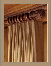 Kirsch Decorative Wood Drapery Hardware Kirsch Wood Poles