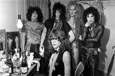 New York Dolls #music #photograpy #rock
