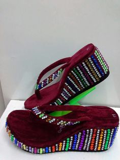 11 Best Myanmar slippers images | Slippers, Designer shoes