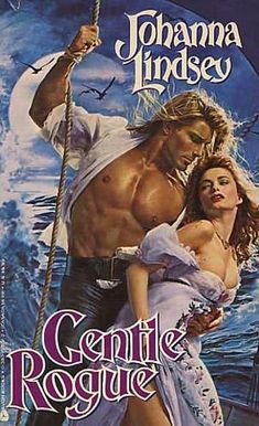 book cover of     Gentle Rogue      (Malory Family, book 3)    by    Johanna Lindsey