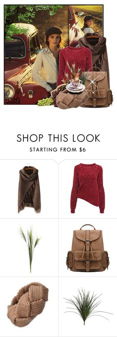 """Yoins 12/1"" by erina-salkic ❤ liked on Polyvore featuring Pier 1 Imports and Abigail Ahern"
