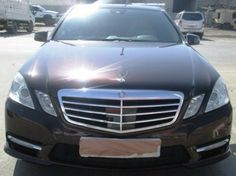 MERCEDES BENZ E350 2012 MODEL CAR FOR SALE ( PRIZE NEGOTIABLE ) – AED 89,000/-