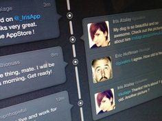 Dribbble - Twitter app concept by Alexandre Naud