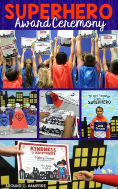 See how I gave my class an end of year, superhero send-off they'll never forget! If you're looking for end of year ideas and activities for 1st, 2nd, or 3rd, grade during your last week of school, this was the most memorable and meaningful for my students ever.