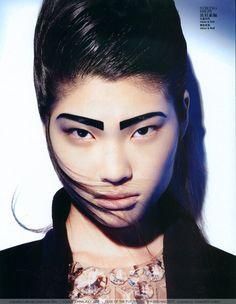 Stephanie Shiu, Vogue China, July 2007